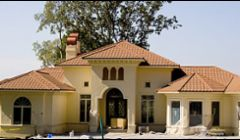 Stone coated Steel Roofs with a lifetime warranty