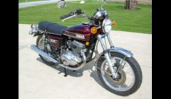1974 Yamaha TX750