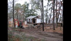 Evans lake house (before)