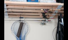 Protect and Organize Expensive Rods and Reels