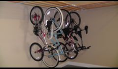 We Have Perfected Bicycle Storage