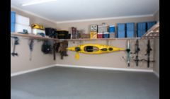 Remarkable Storage Space and Organization Options for Sporting Goods