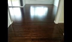 Hardwood Floor Refinishing Stains