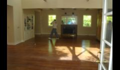 Wood Floor Refinisishing!