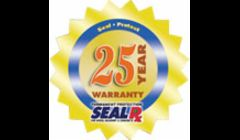 We Offer A 25 Year Warranty On Our Sealer