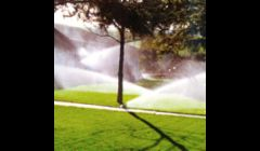 Residential Sprinkler Irrigation