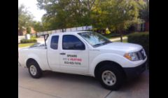 Spears Air Conditioning Service Truck