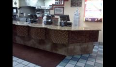 commercial front counter