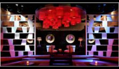 Nighclub Equipment - Decorative Elements, Seating Area, Tables, DJ Booth, Dividers, Handrails, Etc...