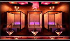 Nightclub equipment - VIP Areas