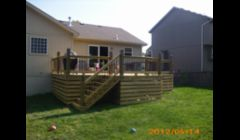 Rebuild of Deck