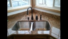 Happy to install beautiful Kitchen Fixtures to renovate your cooking experience.