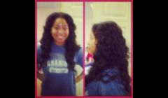 Sew in extensions with virgin hair