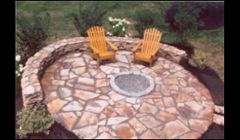 Firepits and patios