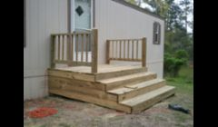 Porches / ramps