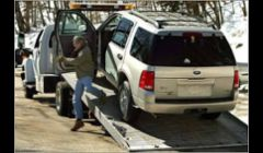 Truck Repossession in