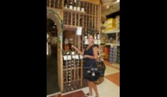 Wine shopping