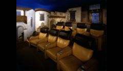 Home Theater Style Seating